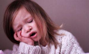Вялость и сонливость у ребенка