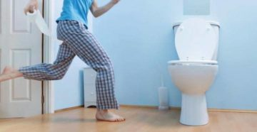 страх сходить по большому в туалет
