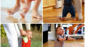 Ребенок неправильно ходит