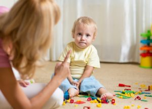 ребенок 3,5 года ругается
